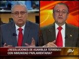 Entrevista Enrique Ayala Mora / Contacto Directo