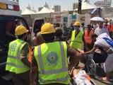464 Iran pilgrims dead in Saudi hajj disaster, state media says