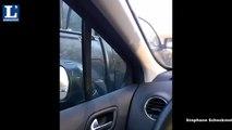 Un Luxembourgeois «malmené» sur l'autoroute [HD]