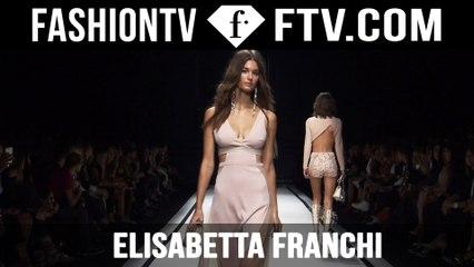 Elisabetta Franchi Spring/Summer 2016   Milan Fashion Week MFW   FTV.com