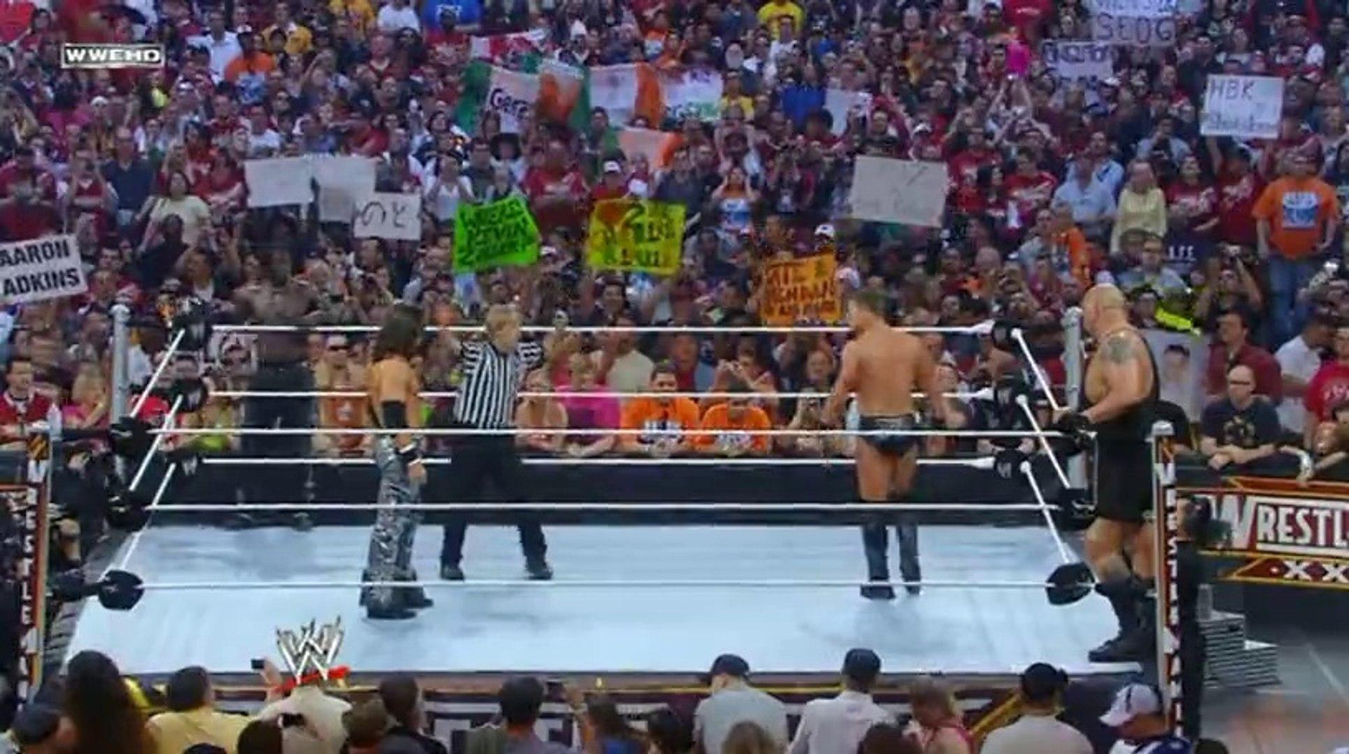 Resultado de imagem para John Morrison & R-Truth vs. ShowMiz - Wrestlemania 26