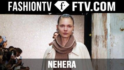 Nehera Spring/Summer 2016 Collection at Paris Fashion Week   PFW   FTV.com