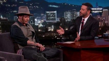 Johnny Depp prêt à tout pour ses enfants