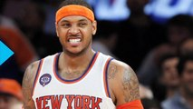 Carmelo Anthony Believes Knicks Will Compete for NBA Title This Season