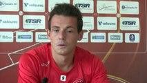 Foot - L2 - VAFC : Edouard Butin n'est pas revanchard