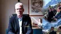 Manuel Valls Pays du Mont-Blanc Chamonix Mer de Glace Jean-Marc Peillex