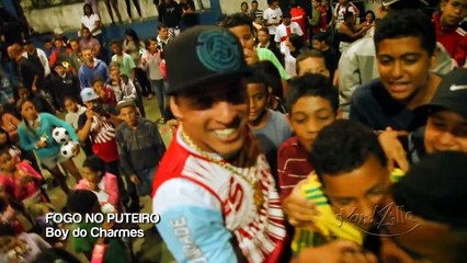 Boy do Charmes - Fogo no Puteiro (Ao Vivo no Guarujá-SP)