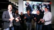 Live du Parisien : Straight No Chaser chante « Happy »