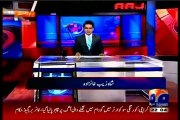 GEO Aaj Shahzaib Khanzada Kay Sath with MQM Waseem Akhtar (30 September 2015)