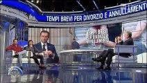 AMI AVVOCATI VIDEO: DIVORZIO BREVE, I NUMERI AMI NEL SALOTTO  DI VESPA.