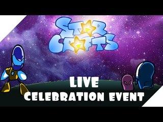 LIVE STREAM: StarCrafts S3 Finale Celebration! & MOD fundraiser Event