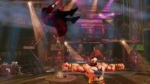 Street Fighter V (PS4) - Présentation de Zangief