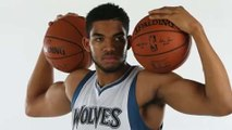 Kevin Durant, James Harden reflect on Karl-Anthony Towns