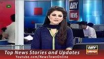 News Headlines 1 October 2015 ARY, Geo Pakistan Army General Raheel Sharif's Dialog In London