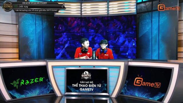 CKTG mùa 5  C9 vs AHQ  Ngày 01-10-2015  BLV G-Myp + G-Meow