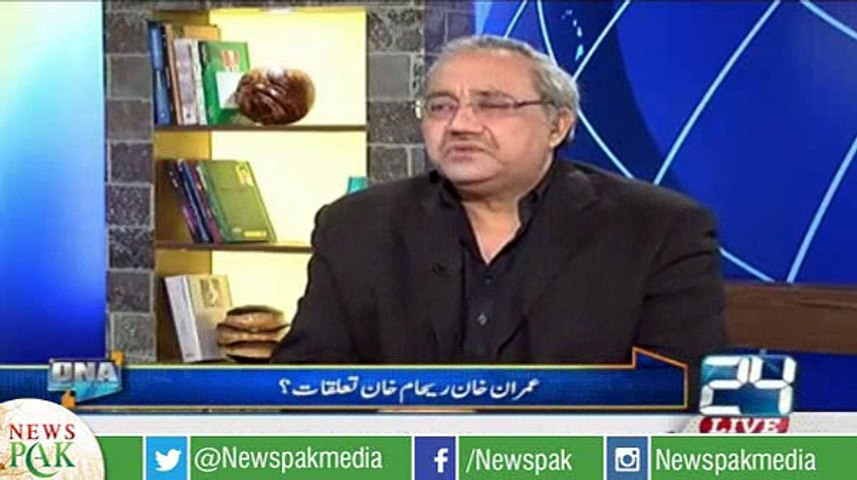 Reham Khan Asked for 1 Million Dollar and Khan Agreed to 2 Lac Dollar for Divorce- Ghulam Hussain