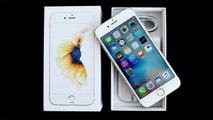 Apple iPhone 6s : Déballage et premier démarrage (Unboxing français)