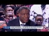 """Docteur MUKWEGE: """"Le scandale des viols comme armes de guerre au Congo"""""""