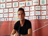 Edouard Butin nous parle de l'avant match entre le FCSM et VAFC
