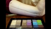 Mary Kay Eye Primer and Oil Free Eye Makeup Remover Demo