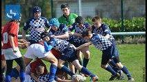Coupe du monde de rugby - A l'école de rugby (épisode 3)