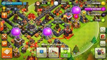 Clash Of Clans EXTREME! $2600 IN GEMS! Gemming to MAX BASE FUNNY MOMENTS + MAX LVL DEFENSE