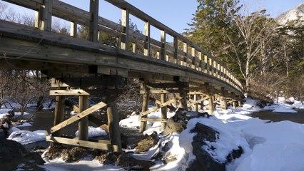 Tochigi Les chutes de Yutaki et le lac Yuno-ko