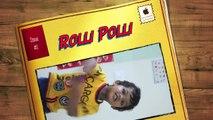 rolly polly rolly polly nursery rhyme