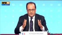 """Syrie: Hollande à Poutine """"les frappes doivent concerner Daesh et uniquement Daesh"""""""