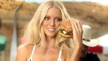 Carl's Junior - La nouvelle publicité sexy pour le burger Tex Mex