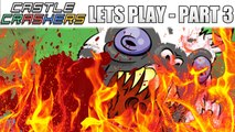 Castle Crashers - Death of the Cat! (Castle Crashers Lets Play Part 3) - By J&S Games!