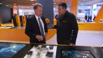 Continental at IAA 2015 Insights into Continental Booth