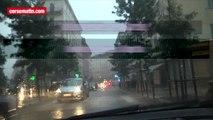 Intempéries en Corse : Violentes pluies à Bastia