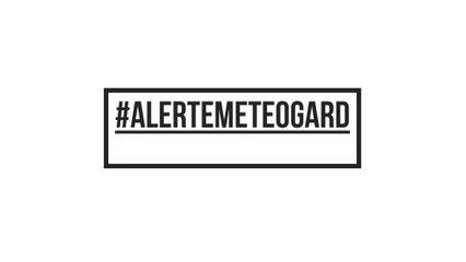 Alerte météo Gard