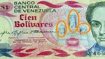 ¿ Mensajes Subliminales Ocultos En Billetes Venezolanos ? ¿ Subliminal Message Hidden In B