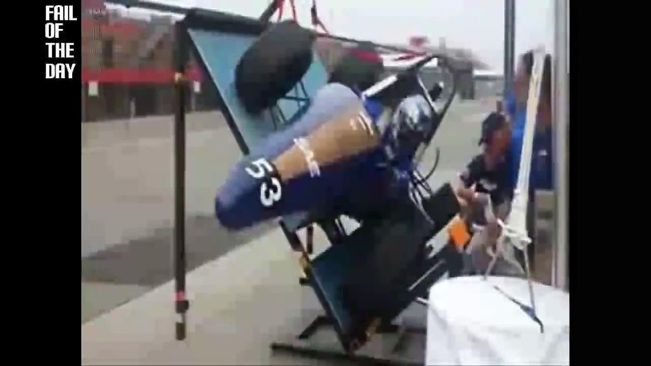 Formula one car FAIL
