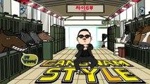 PSY Gangnam Style Parody No Official Video No English Music Version No Original No Lyrics