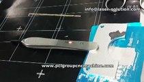 CNC fiber laser engraving machine, fiber laser marking machine
