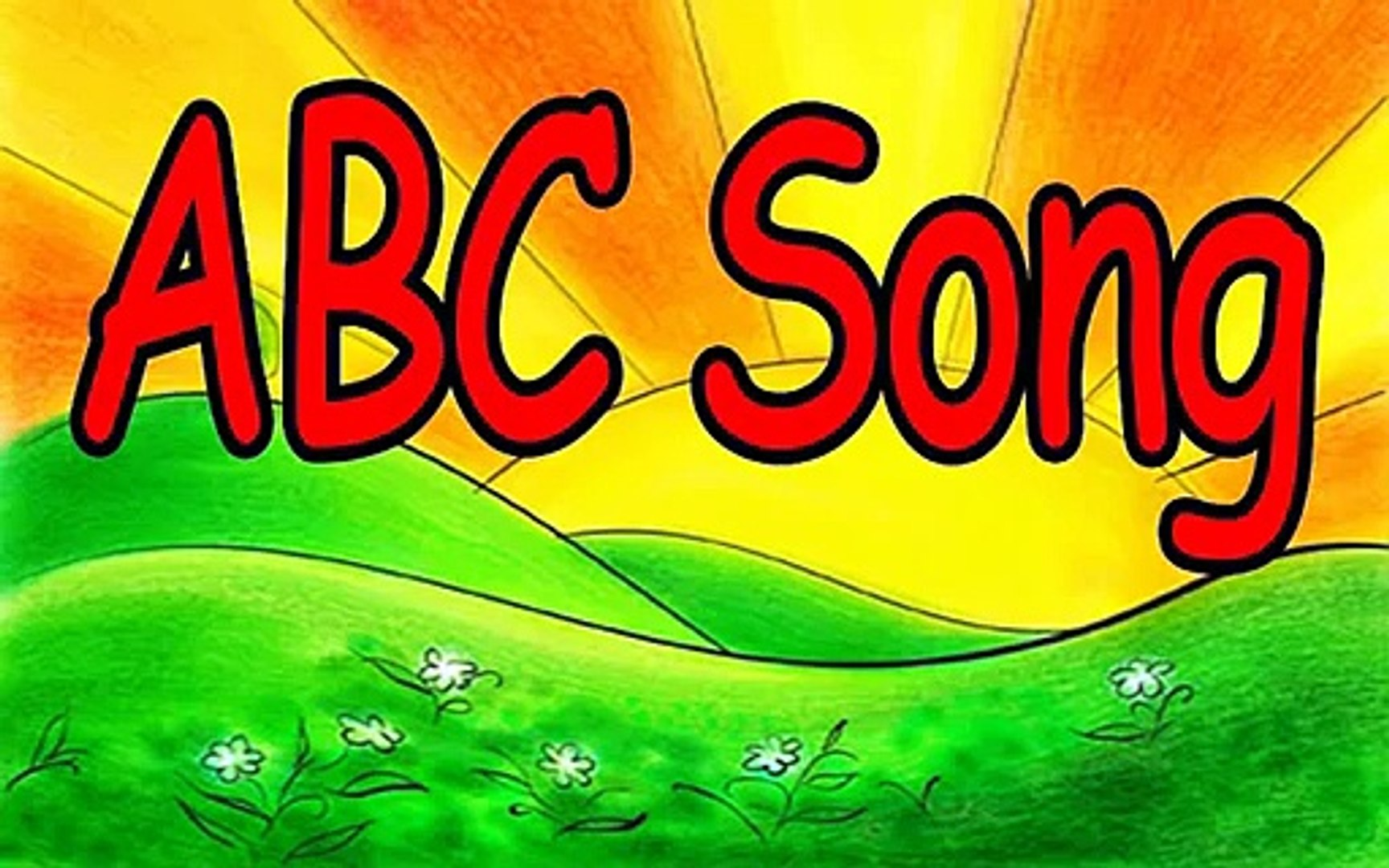 ABC okay google my ABC SONG 123456789 123 ABC Song Kids Alphabet song 123 ABC song Child S