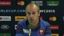 Rugby - CM - Bleus : Saint-André «Il faut féliciter Rémi Grosso»