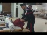 Casandrino (NA) - Lavoro nero, sequestrato opificio clandestino (01.10.15)