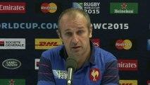Rugby - CM - Bleus : Saint-André «Le très haut niveau a des exigences»