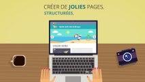 Créer des pages web facilement et ajouter du contenu dynamique