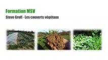 Formation Steve Groff - Couvert végétaux - part 3 - Ratio C/N - transition compost vers couverts vivants