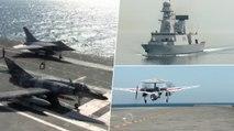Journal de la Défense : Le groupe aéronaval : un outil de précision