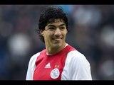 Les buts fantastiques de Luis Suarez avec l'Ajax