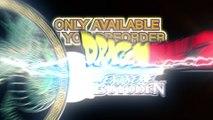 Dragon Ball Z Extreme Butôden : Bande-annonce bonus de précommande