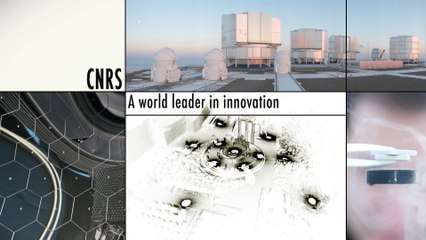 CNRS, New solutions for innovation