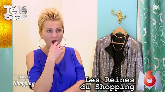 Les Reines du Shopping : Fou rire de Cristina Cordula devant une candidate