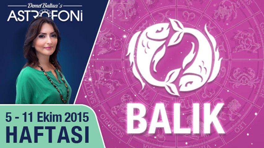 BALIK haftalık yorumu 5-11 Ekim 2015